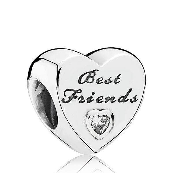 best friends pandora charms