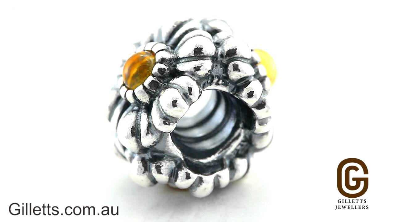 pandora charms birth stone