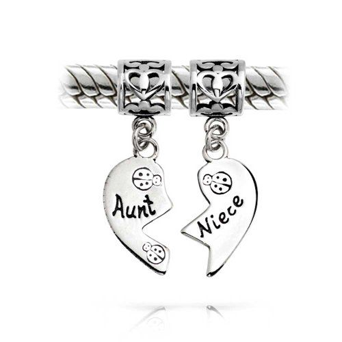 pandora charms for aunts