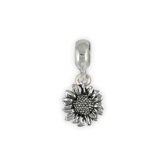 pandora charms sunflower