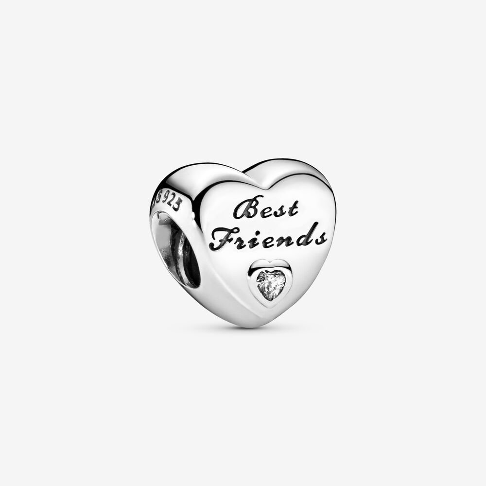 pandora friend charms