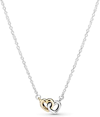 pandora heart necklace