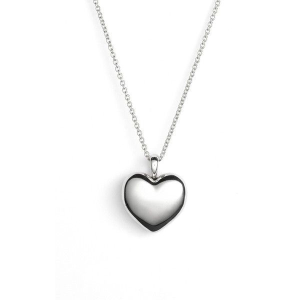 pandora necklaces heart